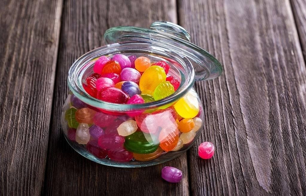 Quel est le bonbon le plus vendu au monde ?